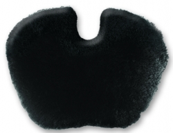 LARGE Sheepskin 14 in. wide by 11 in. in length IN STOCK