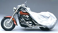 COVERCRAFT SEMI CUSTOM MOTORCYCLE COVERS - Product Image