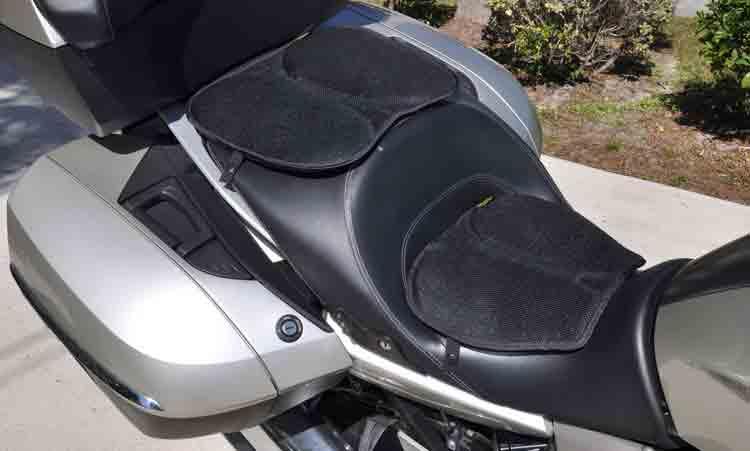 motorcycle seat pads | american motorcycle specialties